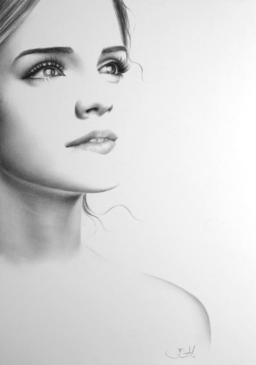 sirblack:   Emma Watson Minimal by Illeana-S  So I kept seeing this on my dash and it really bothered me that there wasn't a link to the artist so I went and found it and yeah. Feel free to delete this part lol.
