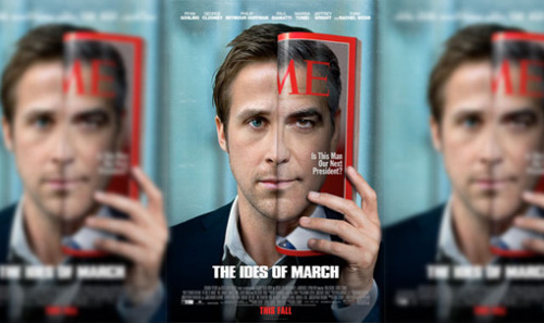 (via 'Ides of March': See the poster here! | Inside Movies | EW.com)
