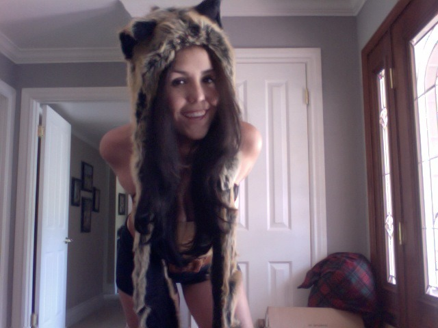 SO EXCITED ABOUT MY SPIRIT HOOD that i am posting it on every social networking site i have. don't worry about it