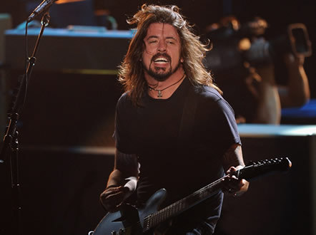 FOO FIGHTERS CIERRA ACUERDO PARA TOCAR EL 7 DE ABRIL EN EL ESTADIO NACIONAL