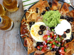 Breakfast Nachos.