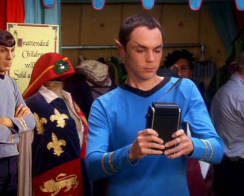 spockisnotimpressed:  Rock Paper Scissors Lizard Spock.