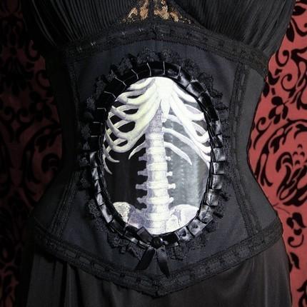 Hannibal NeoVictorian Macabre skeleton