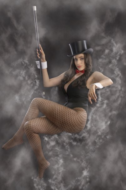 Valerie Perez as Zatanna
