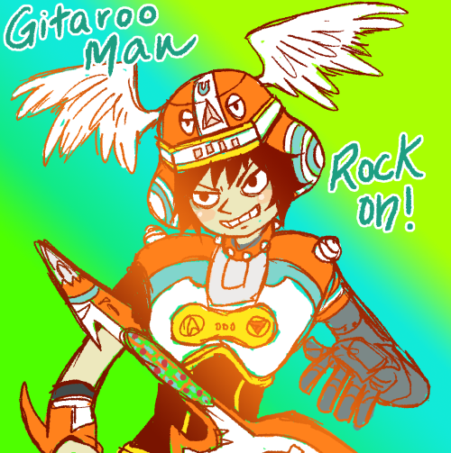 Gitaroo man! For… gtaroo! I'm still streaming, and about to move on to hamsteak requests.