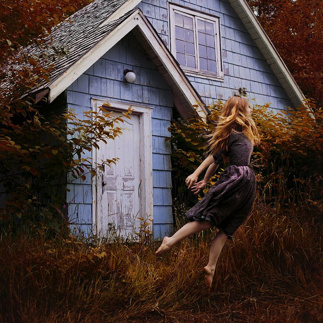 finding the road to neverland by brookeshaden on Flickr.
