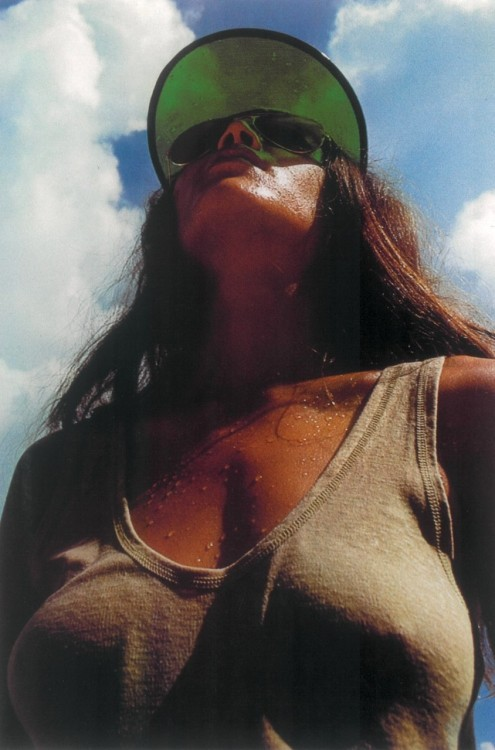 superseventies:  Photo by Francis Giacobetti for Pirelli, 1970.