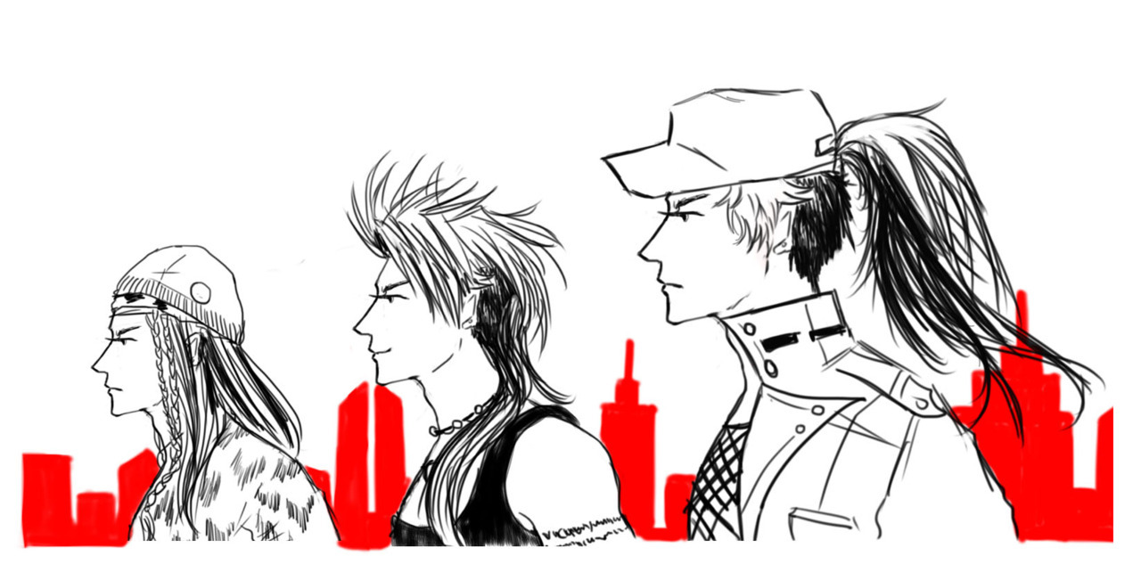 A quick sketch banner by Miyavi fans~ Start tumblr~:) Facebook/Deviantart/blogger/myspace/youtube/twitter…….and now tumblr So what is the next i got?
