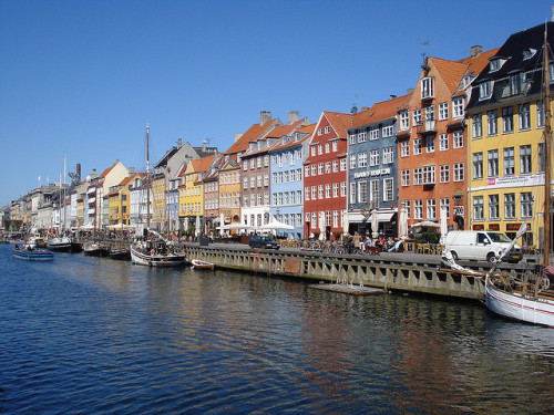 european-cities:  Copenhagen by JamesZ_Flickr on Flickr. Copenhagen, Denmark