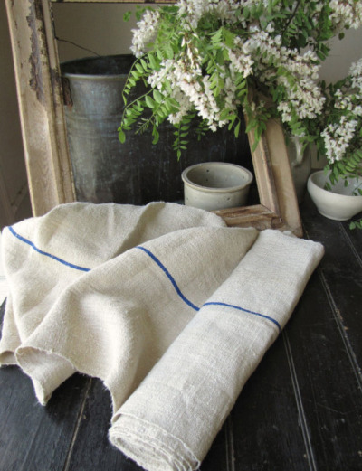 Vintage linen perfection!