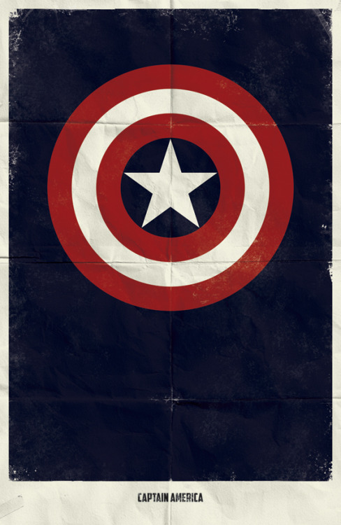 herochan:   Marvel Minimalist Posters - by Marco Manev Check out the rest of his designs here.