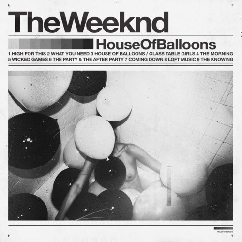 The Weeknd - 01 High For This