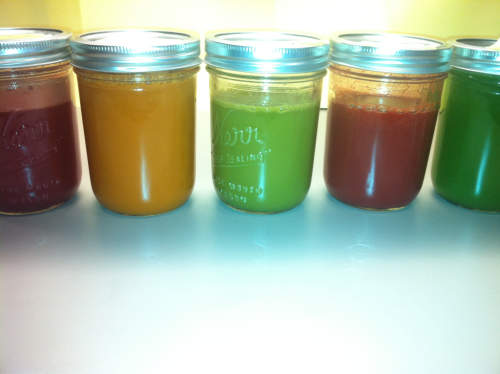 Juice Cleanse!