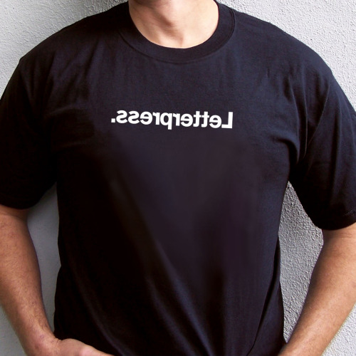 I WANT! Fab.com Flash Sale. Letterpress T-shirt, 20% offFab.comThis Letterpress T-shirt from the Typography Shop is equal parts charming and nerdy—one of our favorite combinations here at Fab. It's an homage to the lead letterpress roots of the original sans font that date back to 1896, and the brand's newest design. Black T-shirt with white type.