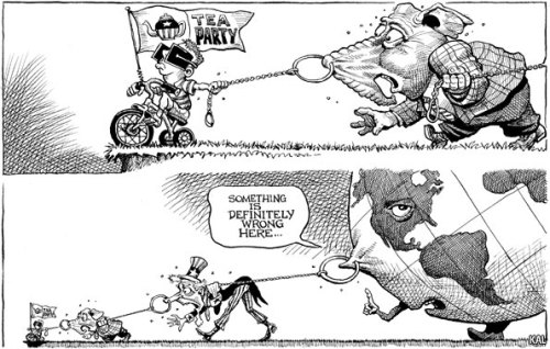theeconomist:  KAL's cartoon: this week, consequences.