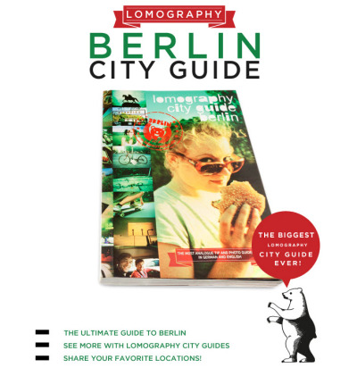 I recently noticed the publication of this city guide featuring photographs shot with Lomography cameras and I wondered what a Guide to Howe might look like? I've been to Oklahoma City (and I lived in Austin TX for a year a while back) but I've never been to rural Oklahoma. Would any of you be interested in helping me out by describing your home town and the surrounding countryside in the form of a Guide Book? You could start by asking Ms Parks about photo safaris. Then make a list of all the cool places in your town (these don't have to be important, although a few important places would be useful, and could just be your favourite places to hang out). When you start making your images, think carefully about the following: the position of your camera (and you) - up high, down low, at an angle to the subject or head on? the distance of your camera from the subject - long distance, middle distance, close-up, macro? the balance of colours and tones in your image - colour or black and white, vibrant or subdued, strong contrasts or subtle mid tones? the composition of your shot - look carefully at the edges of the image in your viewfinder. Is the subject in the centre or to one side? If possible, turn on the grid function in your viewfinder - have you used the rule of thirds? Most of all, try to look at your subjects as if you were a tourist, with fresh eyes. If you can do this, your images will be exciting and engaging. The final task, assuming you are working in a team, is to create a book. You can do this fairly inexpensively either by printing and binding the book yourselves or using a service like Blurb (I recommend the small square softcover book.) You can keep me informed of your progress by posting some images on this blog. I'd be happy to offer some constructive feedback. Good luck! lomographicsociety:  We're delighted to bring you the biggest Lomography City Guide ever written! With texts in both English and German, the brand new Berlin City Guide will teach you all the secrets about Germany's wildest city. Bursting  with over 300 pages of juicy information, you can read about every  hidden corner, café and club in this hip metropolis. Berlin is now! So,  grab your Lomography Berlin City Guide today!