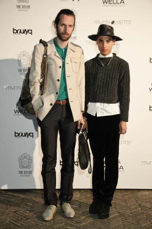 Sketch crew @Boutyq, Amsterdam International Fashion week. L O V E_SKETCH!