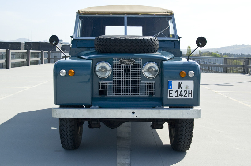 Looking for one of these. Land Rover II