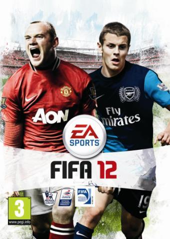 Jack Wilshere joins Wayne Rooney on the front cover for FIFA 12 EA Sports have just announced, that Arsenal's Jack Wilshere will be joining Wayne Rooney on the front cover of FIFA 12 for UK, Ireland, Scandinavian and Middle East pack.