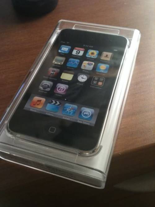 storybooklove:  iPod Touch Giveaway! Hey guys! Another giveaway! This time one of you lucky little bastards will be getting this new-in-box 3rd gen iPod Touch, courtesy of my new raise. :) Now there's just a few simple rules… 1. Now obviously you need to reblog this post. There's no limit on how many times you can, but likes do not count. 2. You must be following me. [click here] When selecting the winner, I will check to see if they are a follower. 3. The winner will be announced on August 20, 2011. Any reblogs after that point will not count. 4. Feel free to ask questions, but just make sure nobody's asked it before.