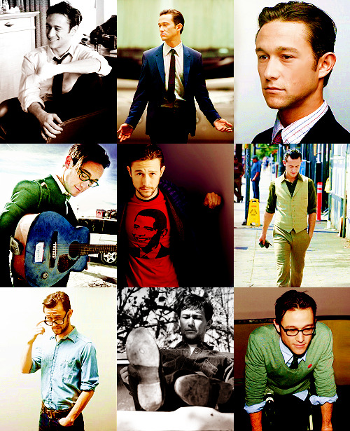 Men That Can Get It - Joseph Gordon-Levitt