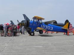 "The ""Spirit of Tuskegee"" participated in the Minnesota 90th Anniversary Air Expo this past week…blog posts soon to follow!"
