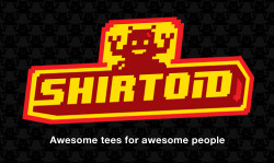shirtoid:  We'll be giving away two $100 Threadless gift certificates tonight (7/29). Here's how you can have a chance at winning one.1) Follow Shirtoid on Tumblr and reblog this post. 2) Follow Shirtoid on Twitter and tweet this:  I want to win a $100 gift certificate from @shirtoid #shirtoid729 http://shirtoid.com/  3) Like Shirtoid on Facebook and comment here.