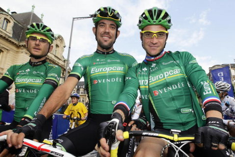 Gala Tour de France Europcar represent in Luxembourg. (via wort.lu | Photo Galleries | Gala Tour de France)