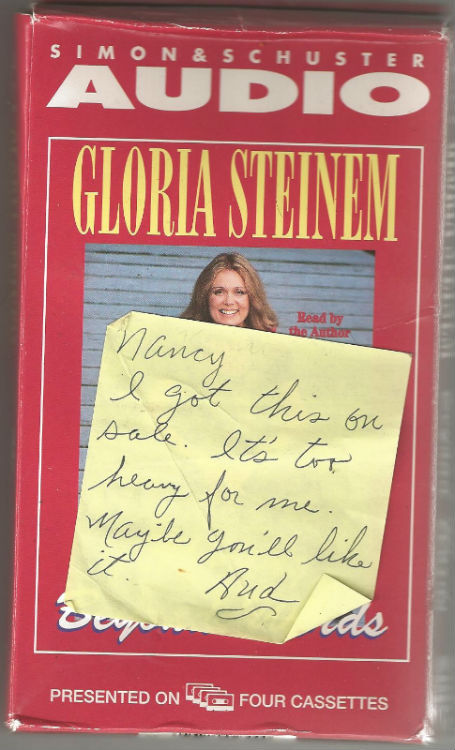 "Gloria Steinem: ""too heavy"""