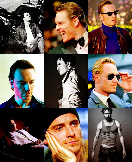 Men That Can Get It - Michael Fassbender