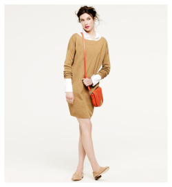 "serendipity2012:  J. Crew ""Looks We Love"" Lookbook Model: Jacquelyn Jablonski"