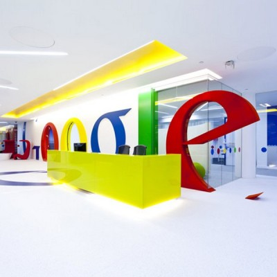 tecnohaus:  Google's Office in  London