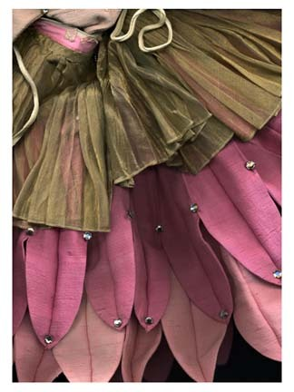 Vintage Costume, New York City Ballet.