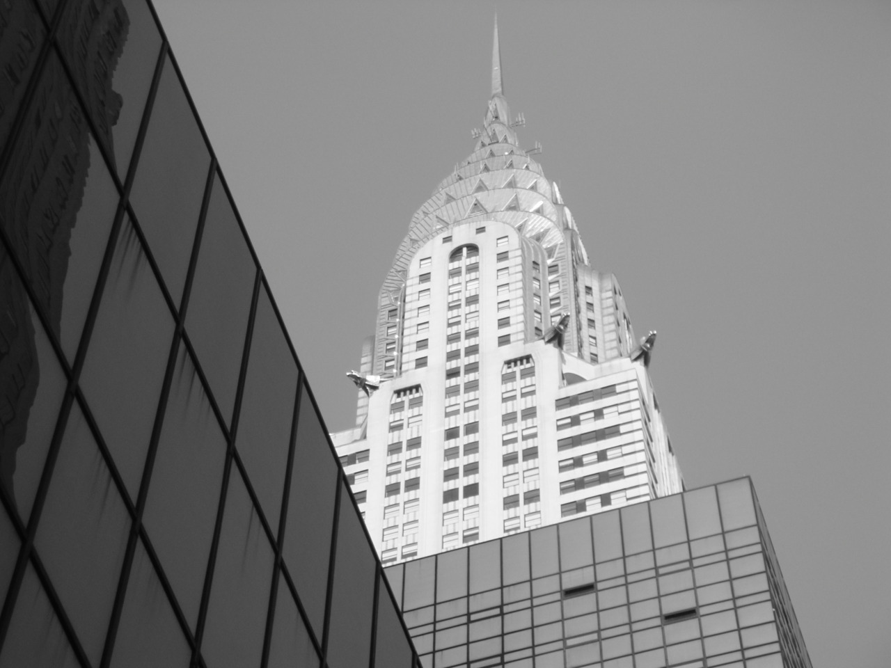decoarchitecture:  Chrysler Building, NYC, New York View of the Chrysler Building from Grand Central Station.