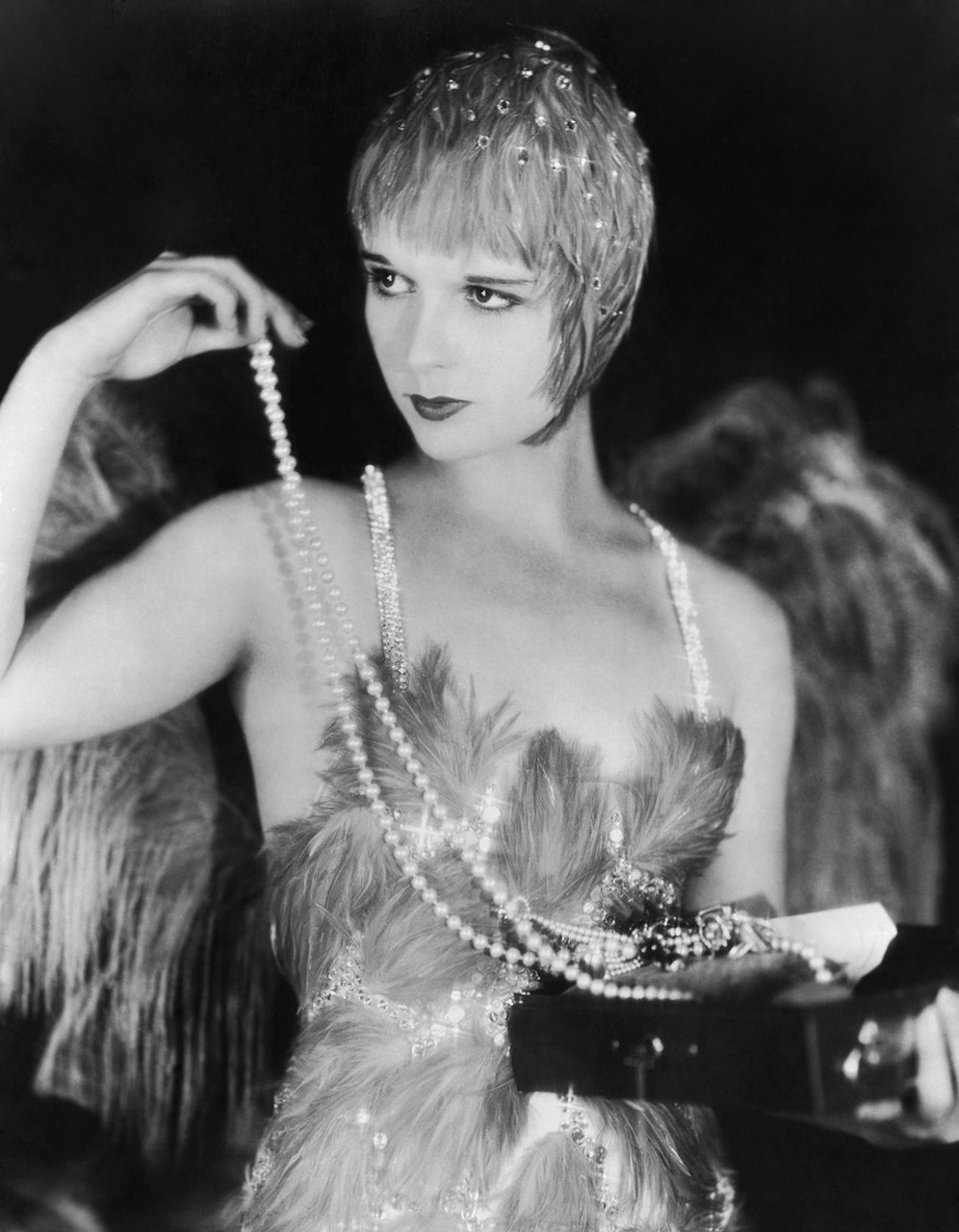 Louise Brooks in The Canary Murder Case (1929).