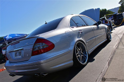 Mercedes Benz E55 AMG by BulaPhotography on Flickr.