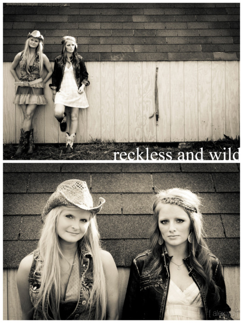 //reckless and wild with Sarah and Lissette || about to drop real soon