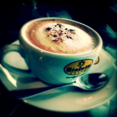 #coffee with a #friend (Taken with instagram)