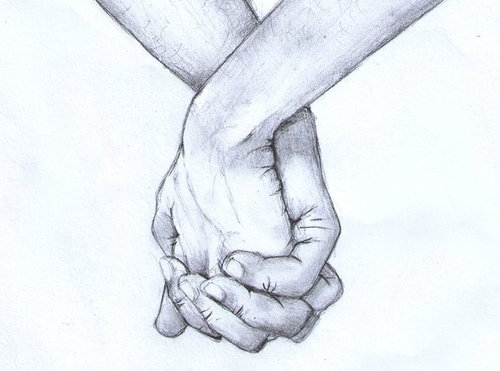 parisheroinstars:  I'll keep your hand in mine, until you can feel my heartbeat in the palm of your hands.   Take my hand, we'll have amazing journies full of discovery and wonder, laughter and tears, creating the best stories for all to hear, all the while supporting each other along the way.