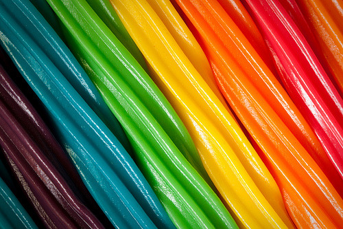 delicioustidbits:  Twizzlers (by LauriePix1)