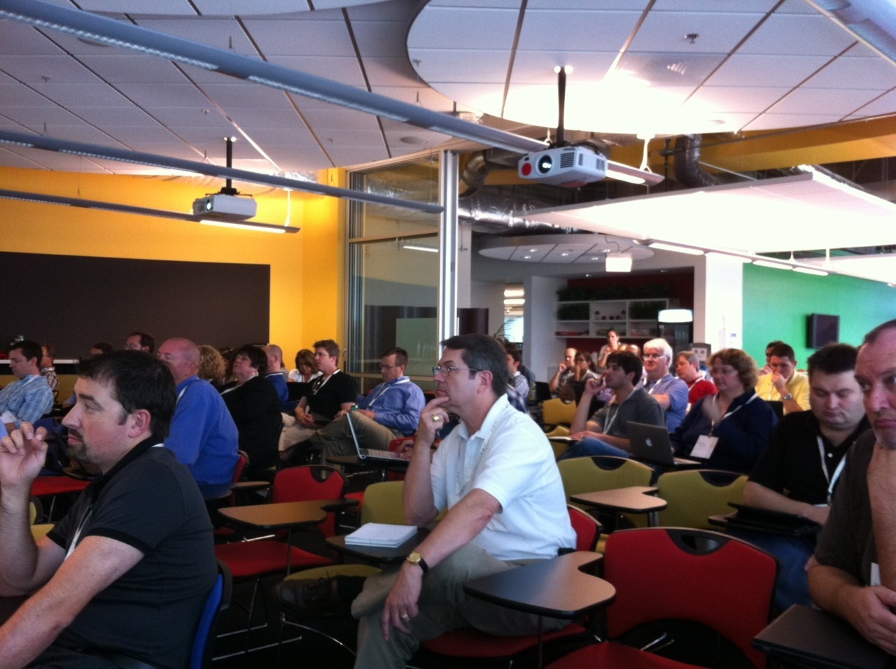 We recently had a Google Regional Users Group event in Atlanta Georgia at the Google office.  Here are a few pictures from the event.