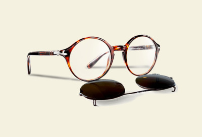 anchordivision:  Persol Clip-On Shades Collection