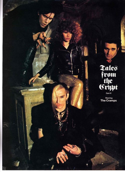 zombiesenelghetto:  The Cramps, 1979.