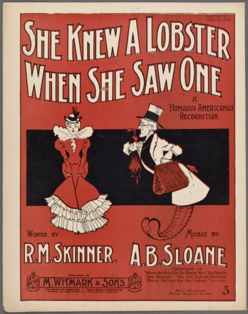 oldsheetmusic:  Oh, Mister Brown, he came to town, from lower Squeedunk Holl…