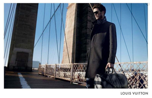 CAMPAIGN: Louis Vuitton Fall/Winter 2011 men's collection.