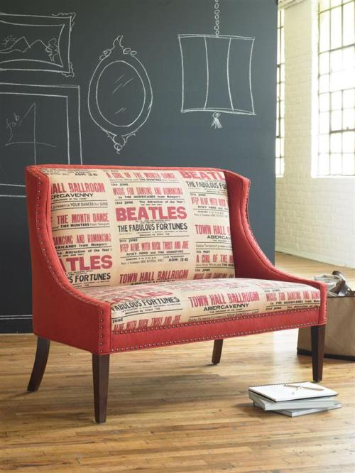 {this settee} is all you need?