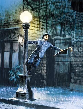 On to the very film that Gene Kelly was hugely known for: Singin' in the Rain!  I won't say anything much about this film, besides it's definitely a film you must see. ;)