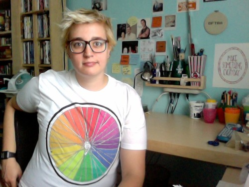 Artist.Cyclist.Queer.(*order open to change.)