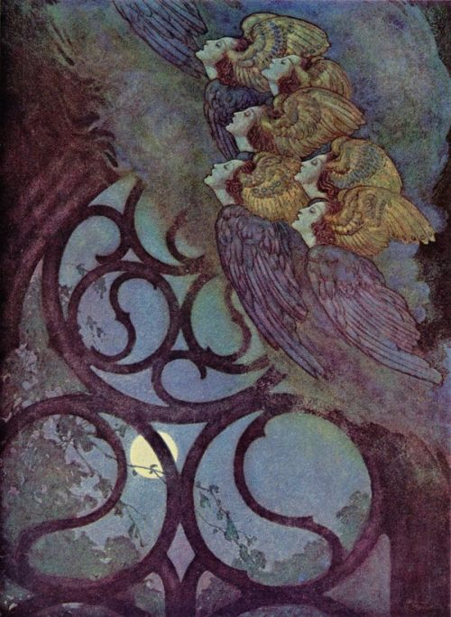 The Bells - Edmund Dulac