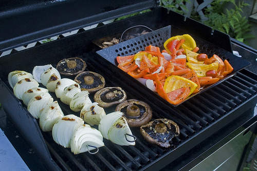 Simple ways to green up your BBQ!